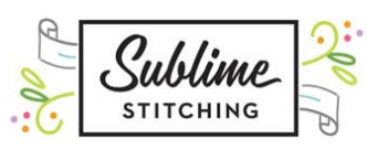 Sublime Stitching Coupon Codes