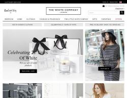 The White Company Discount Codes 2018