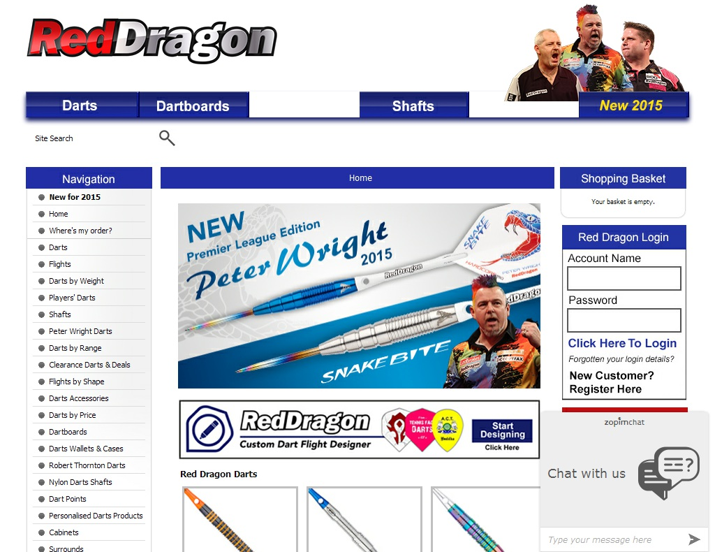 Red Dragon Darts Discount Code 2018