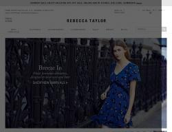 Rebecca Taylor Coupons & Promo Codes 2018