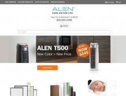 Alen Corp Coupon 2018