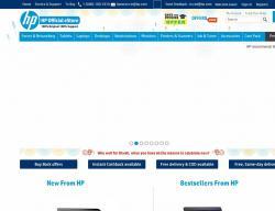 HP India Coupon 2018