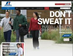 Russell Athletic Coupon 2018