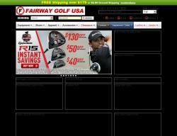 Fairway Golf USA Coupon 2018