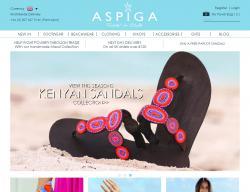 Aspiga Discount Code 2018