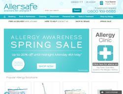 AllerSafe Discount Code 2018