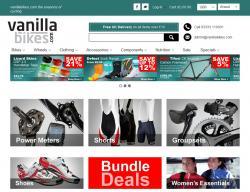 Vanilla Bikes Discount Code 2018