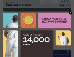 Dulux Decorator Centre Voucher Code 2018