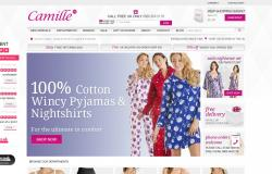 Camille Lingerie Discount Code 2018