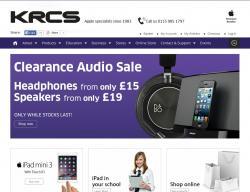 KRCS Discount Code 2018