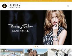 Burns Jewellers Discount Code 2018