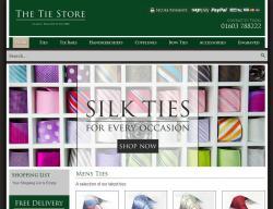 The Tie Store Voucher Codes 2018