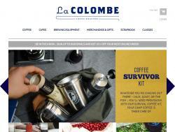 LA COLOMBE Promo Codes 2018