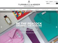 Turnbull & Asser Discount Codes 2018