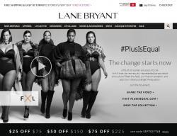 Lane Bryant Promo Codes 2018