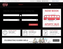 RedBus India Coupon Codes 2018