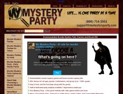 My Mystery Party Promo Codes 2018