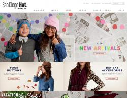 San Diego Hat Company Coupon Codes 2018