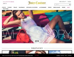 Juicy Couture Promo Codes 2018