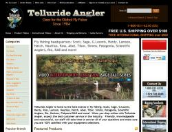 Telluride Angler Coupon Codes 2018