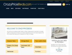 Crazy Price Beds Discount Code 2018