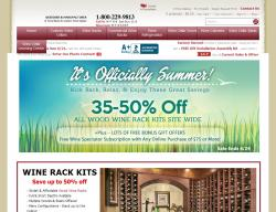 Wine Cellar Innovations Coupon Codes 2018