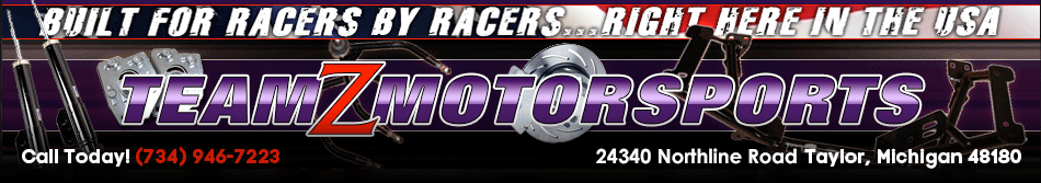 Team Z Motorsports coupon code