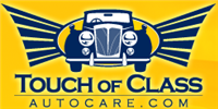Touch of Class Auto Care Promo Codes & Deals