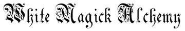 White Magick Alchemy Voucher codes