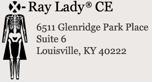 X-Ray Lady coupons