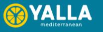 Yalla Mediterranean Coupon Codes
