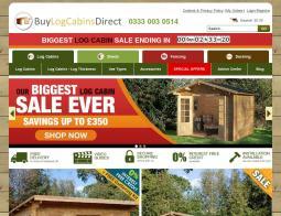 Buy Log Cabins Direct